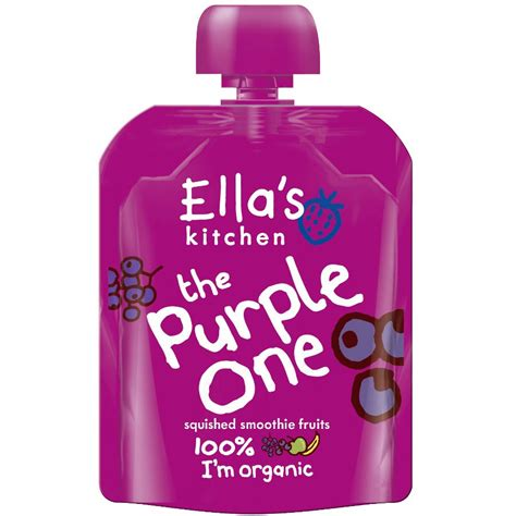 ella s kitchen the purple one smoothie fruit ella s kitchen