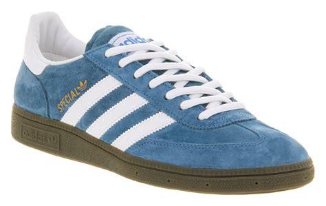 adidas handball spezial adidas handball spezial blurun wht in blue for men lyst