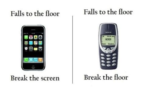 Nokia 3310 Meme - image 226893 indestructible nokia 3310 know your meme