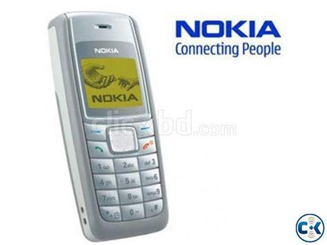 nokia mobile low price new intect nokia 1110 low price mobile clickbd