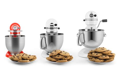 Stand Mixers & Attachments   Professional Stand Mixers
