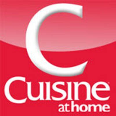 cuisine at home on quot out now this week s erecipe