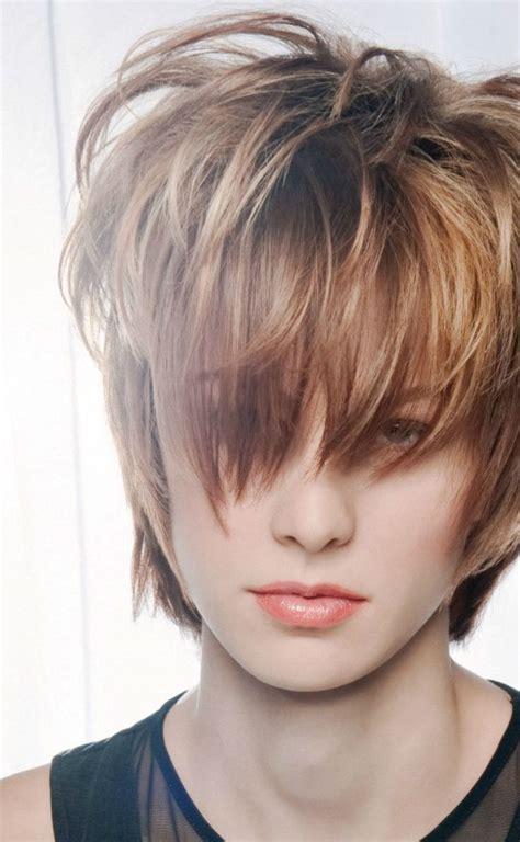 corte en capas la moda en tu cabello modernos cortes de pelo corto en
