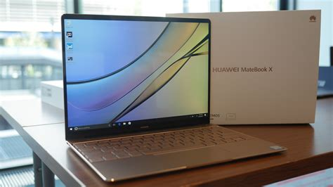 Kitchen Gadget by Huawei Matebook X Review Trusted Reviews