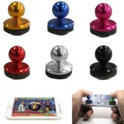 Mini Mobile Joystick It Analog For Android Ios mobile phone joystick it arcade stick joypad metal for ios android smartphone iphone
