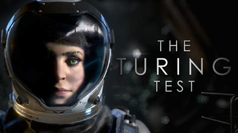 turing test movie the turing test video game desktop wallpaper 61455