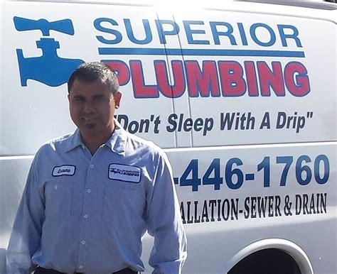 superior plumbing 18 photos 50 reviews plumbing
