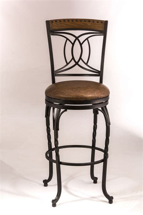 metal counter high stools hillsdale metal stools 5701 826 swivel counter height