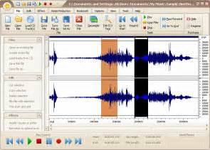 best mp editor software screenshot mp3 audio editor recorder editor