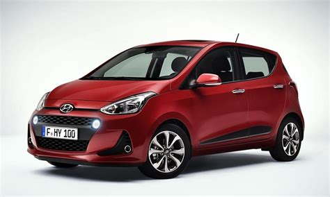 hyundai new new hyundai i10 launches in the uk