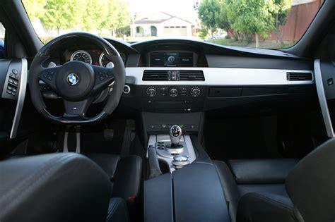 Bmw E60 Interior Mods by 2006 Bmw E60 M5 B00st2nr S Gt R