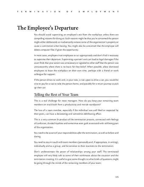employee termination announcement template sle letter to customers announcing employee leaving