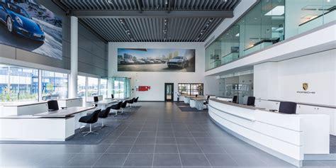 Porsche Zentrum Mannheim by Schormann Architekten Porsche Zentrum Mannheim