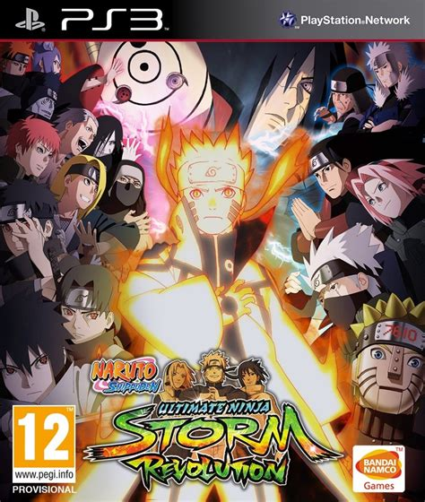 Ultimate Revolution test de shippuden ultimate revolution