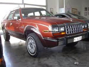 1982 jeep amc eagle car photo and specs