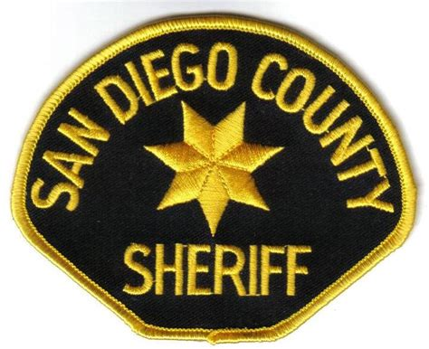 california sheriff s departments