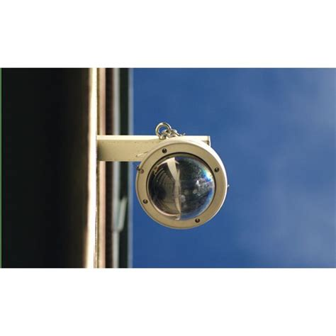 different types of surveillance cameras