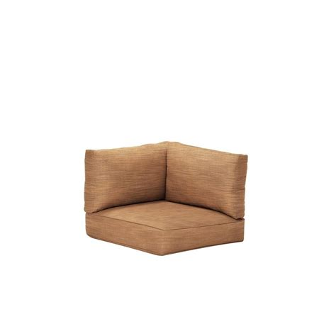outdoor sectional replacement cushions brown jordan northshore patio corner sectional replacement
