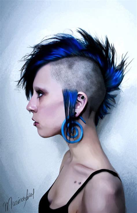 punk by marinamaral on deviantart