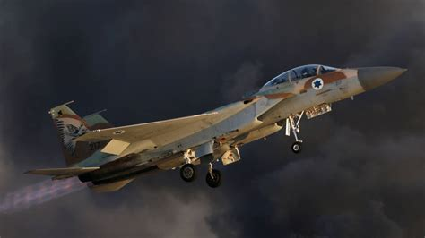 Mba Open Of Israel by Israel Said To Target Damascus Airport In Second Syria