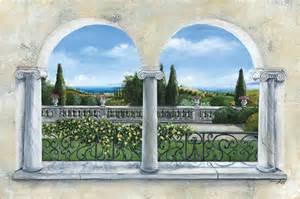 italian wall mural italian interlude 12 w by 8 h wall mural ebay