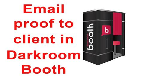 darkroom booth templates darkroom booth how to create a proof template to send to