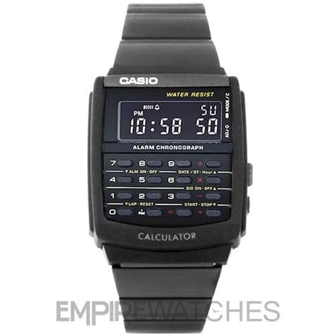 Casio Calculator Ca506 Original new casio databank calculator alarm retro ca