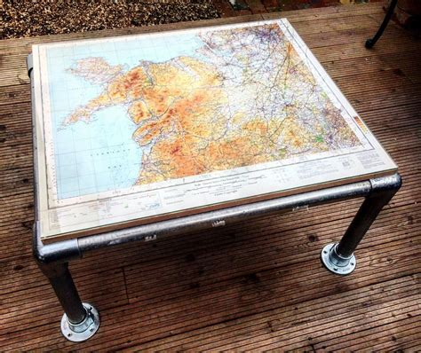 Easy Diy Coffee Table by Easy Diy Coffee Table Map Design How To Build Your Own