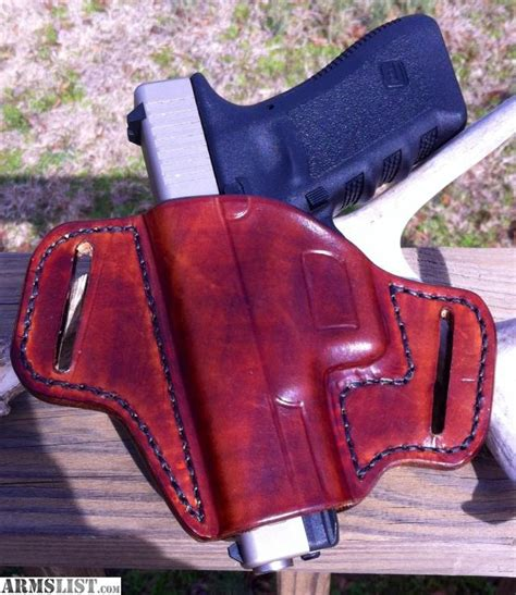Handmade Leather Holsters - armslist for sale leather holsters handmade colt 1911