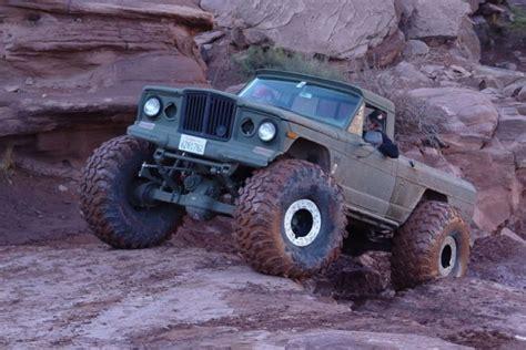 Jeep Gladiator Truck Jeep Fsj Fullsize Guide