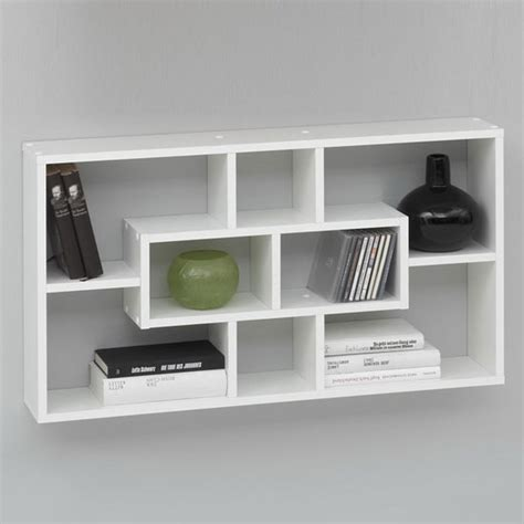 Modern Wall Mounted Book Shelving Wall Mount Book Shelves