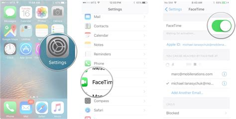 Find To Facetime How To Turn And Restrict Facetime On Iphone Or Imore