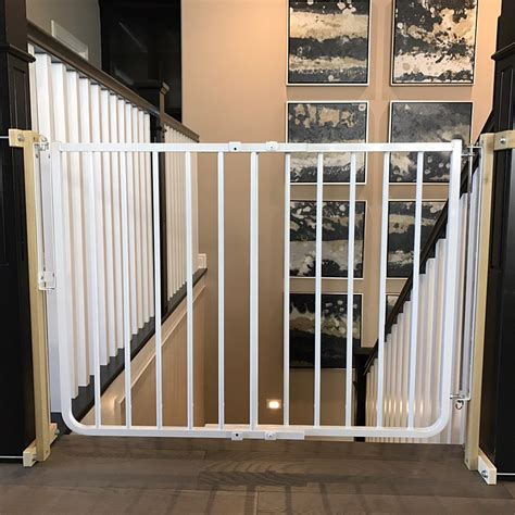 swing gate for stairs baby proofing in del sur san diego ca baby safe homes
