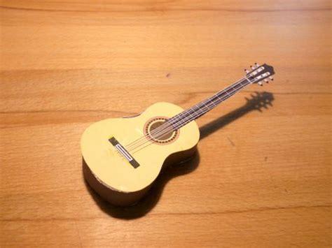Papercraft Guitar - papercraftsquare new paper craft a simple guitar