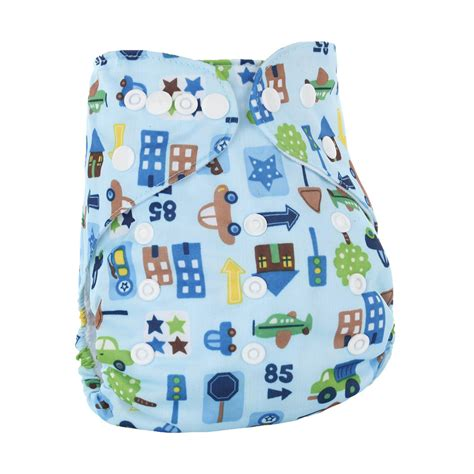 reusable baby washable baby cloth diapers baby cover wrap