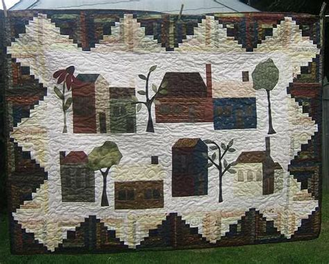 Machine Quilting Designs For Log Cabin Quilts by Log Cabin Quilt Designs Quilting