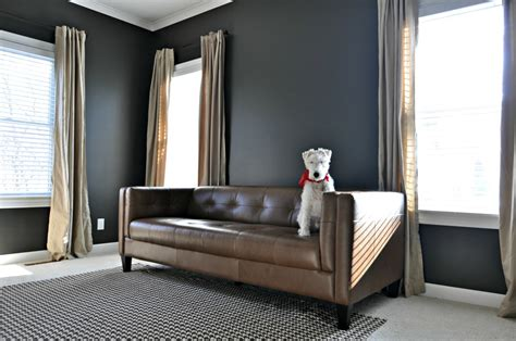 hanging new curtains how to hang curtains the easy way decor and the dog