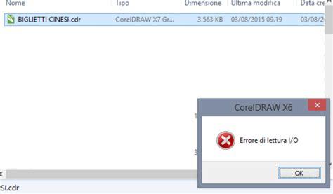 corel draw x5 error reading a bitmap in file read error x6 version coreldraw x7 coreldraw graphics