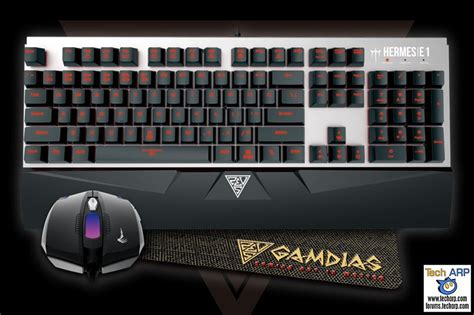 Gamdias Combo Hermes E1 3 In 1 Keyboard Mouse Mousepad the gamdias hermes e1 combo giveaway contest results
