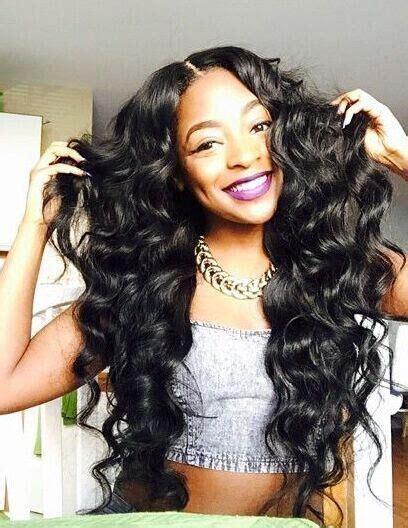 what hairstyle is best for the beach weave or braids brazilian virgin hair loose wave unprocessed virgin
