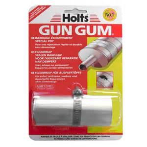 Holts Flexiwrap Exhaust System Repair Holts Gun Gum Exhaust Repair Bandage