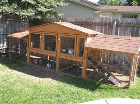 how to build the bunny hutch a well sun and a bunny