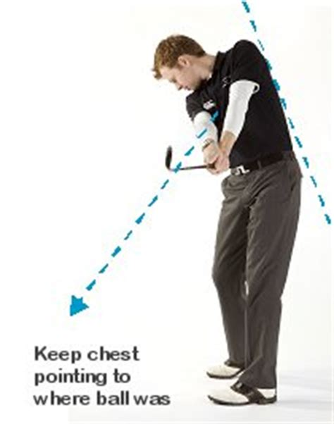 extension in the golf swing extension rotation in the golf swing free online golf tips