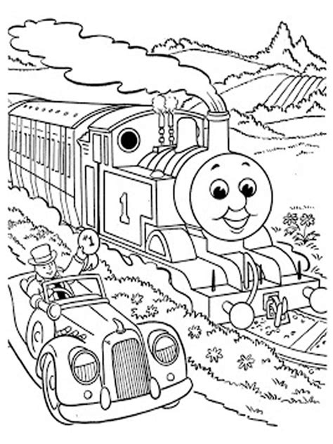 henry thomas and friends coloring pages coloring pages