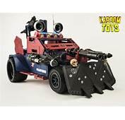 GI Joe  Custom Cobra Dreadnok Thunder Machine On