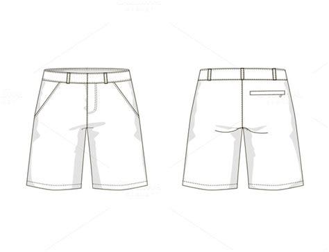 shorts template shorts psd mockup template 187 designtube creative