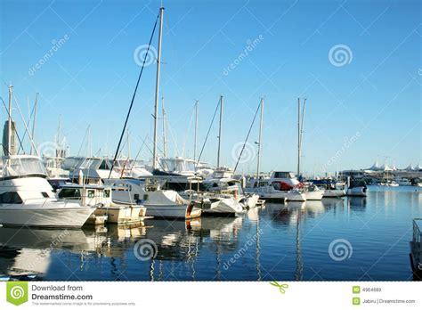 row boat gold coast southport marina gold coast royalty free stock images