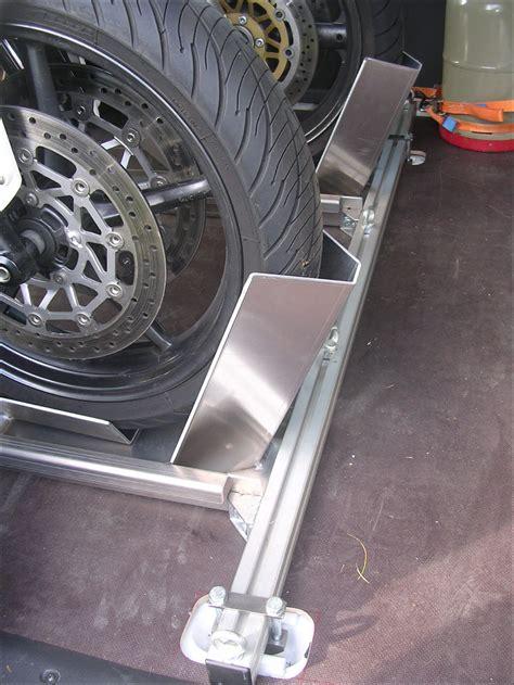 Motorrad Sitzbank Wechseln by Motorrad Radhalter Quick Stand Ii Profi F 252 R Transporter