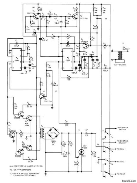 capacitive discharge firing circuit capacitor discharge ignition circuit diagram capacitor get free image about wiring diagram