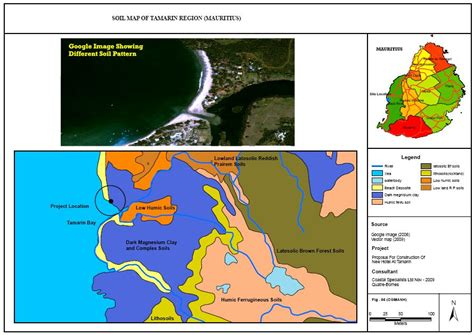 Mauritius Gis Projects Gis Project Template